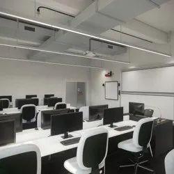 1 Week To 2 Week Computer Labs Interior Designing