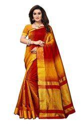 PR Fashion, New Cotton Silk Saree