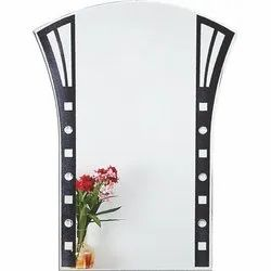 5MM Nutan Designer Printed Glass Mirror