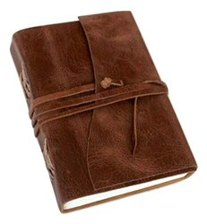 Leather Journals, Handmade, Brown, Vintage, Antique, Handmade Leather Diaries