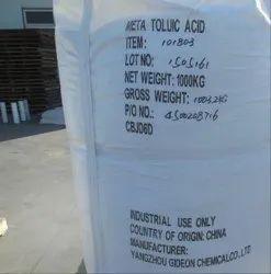 Powder M-Toluic Acid Or Meta Toluic Acid