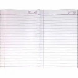 Soft Bound A5 Single Line Exercise Notebook