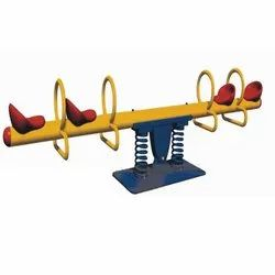 Double Spring Seesaw