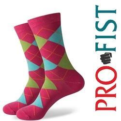 Cotton Knee High Sports Lycra Socks, Size: Small