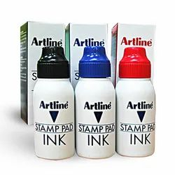 Artline Stamp pad Ink Rifill
