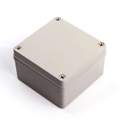 Plastic Enclosure Box, Size/Dimension: 85mm X 85mm To 600mm