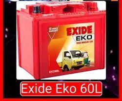 ECO 60L Exide Battery