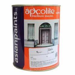 High Gloss Oil Based Paint Asian Enamel Paint, Packaging Type: Tin