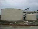 Steel Water Tanks, Capacity: 30000-5000000 L