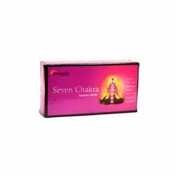 Sevan Chakra Incense Stick