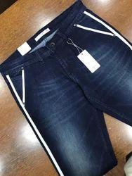 Comfort Fit Casual Wear HE Mango Men Denim Jeans