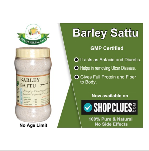 Barley Sattu