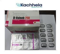 D- Valneb 250 Mg Tablet