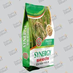 Pinch Bottom Seed Packaging Bags