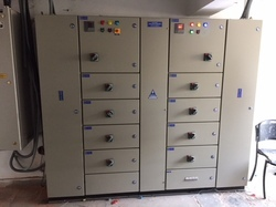MS Electric Control Panel, Operating Voltage: 200-220 V, Degree of Protection: Ip 54