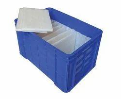 Fabricated Plastic Crates
