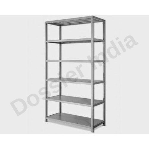 Metal Slotted Angle Racks Rs 1800 Piece Dossier India