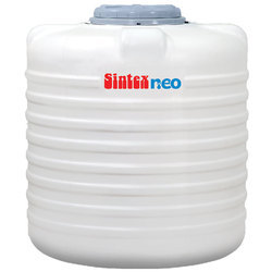Sintex Neo Double Layer Water Tank, Capacity: 200-1000 L