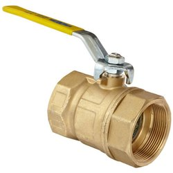 4 Inch Brass Ball Valve