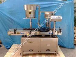 Single Head ROPP Cap Sealing Machine