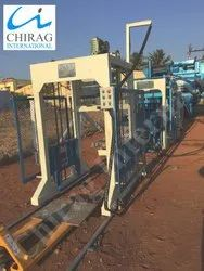 Chirag Multi Material Concrete Paving Block Machine