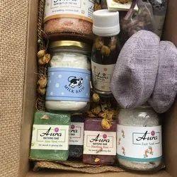 Aura Body Care Gift Basket