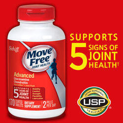 Schiff Move Free Advanced 170 Tablets