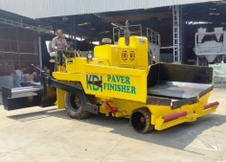 Apollo Paver Machine