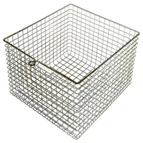 Stainless Steel Wire Mesh Baskets at Rs 250 /kilogram | Sector 9 ...