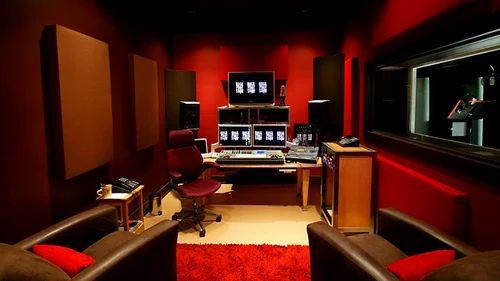 Recording Studio Acoustic & Soundproofing In Guru Teg