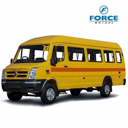 Force Traveller 4020 School Bus (Scholar School Bus) - Force
