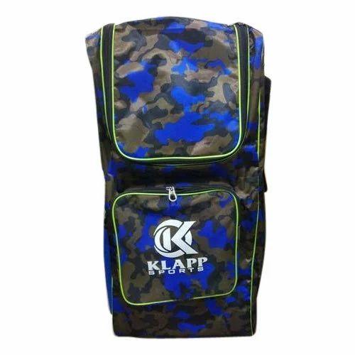 Klapp Multicolor Sports Cricket Kit Bag d1e9e289f1e96