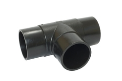 HDPE Molded Bend Tee