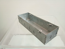 6 Way Concealed Electrical Box