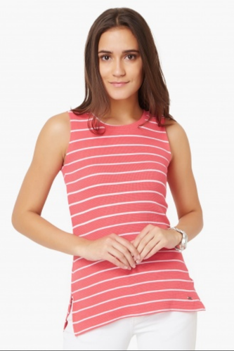 141f997cad897 LEE COOPER Striped Sleeveless Top at Rs 779  piece