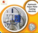 Hydraulic Single Die Paper Plate Making Machine