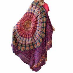 Rayon Casual Waer Cotton Printed Batik Sarong