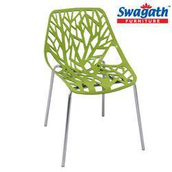 Sparkle Fluorescent Green Chair