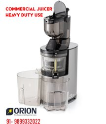Commercial Slow Juicer Heavy Duty 5-6 hours use