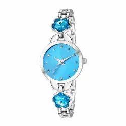 Silver Grils Watch