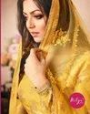 NET WITH  EMBROIDERY Salwar Suit