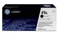 HP 49A Black Original LaserJet Toner Cartridge (Q5949A)