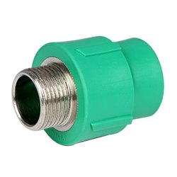 Plastic PPR Reducer Male Threaded Tee