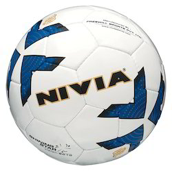 NIVIA 'Shining Star' Size-5 Stitched Football