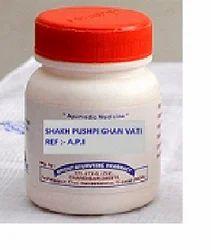 Sankh Pushpi  Ghan Vati