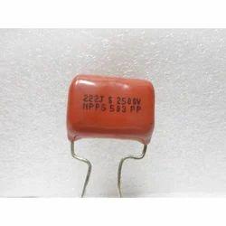 2500V MPP Metallized Polyester Capacitor