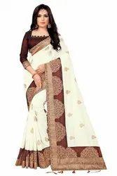 This Rich And Elegant Looking Designer Saree
