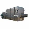 Continuous Type Dryer Machine