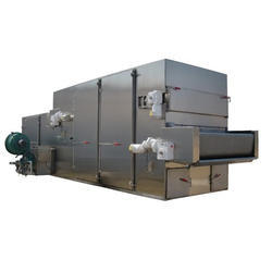 Continuous Type Dryer Machine