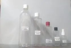 Plastic Square PET Bottles